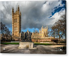 Palace Of Westminster Acrylic Print