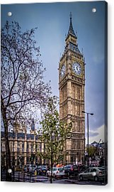 Palace Of Westminster London Acrylic Print