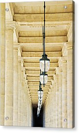 Palais-royal Arcade - Paris, France Acrylic Print