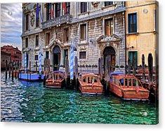 Palazzo Balbi Venice Acrylic Print