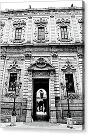 Palazzo Dei Celestini Acrylic Print