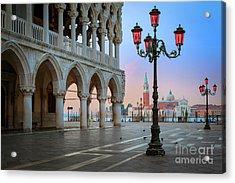 Palazzo Ducale Acrylic Print