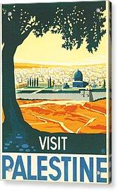 Palestine Acrylic Print