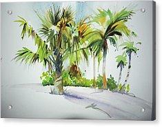 Palm Sunday Acrylic Print