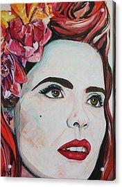 Paloma Acrylic Print