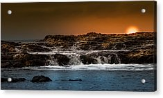Palos Verdes Coast Acrylic Print