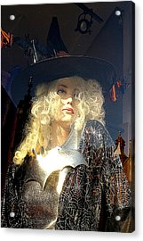 Pamela 1 Acrylic Print by Jez C Self