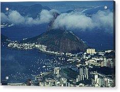 Pan De Azucar - Rio De Janeiro Acrylic Print