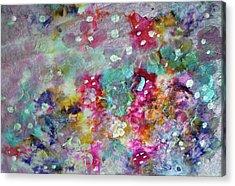 Panache Painting  Acrylic Print