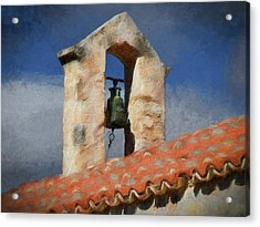 Panagia Kera Acrylic Print