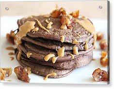 Pancakes Heaven  Acrylic Print