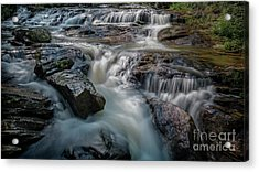 Panther Creek Upper Falls Acrylic Print
