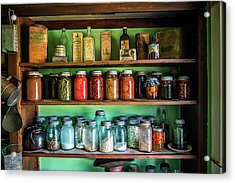 Acrylic Print featuring the photograph Pantry by Paul Freidlund
