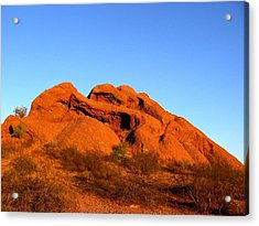Acrylic Print featuring the photograph Papago Park 2 by Michelle Dallocchio