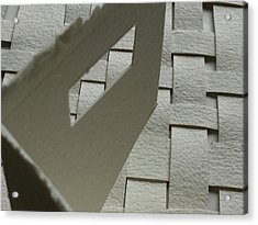 Paper Structure-2 Acrylic Print