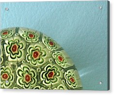 Paperweight No. 1 Acrylic Print by Sandy Taylor