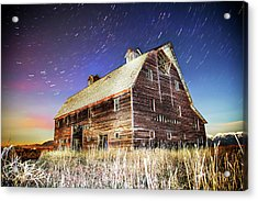 Parade Of Stars Acrylic Print by Bryan Moore