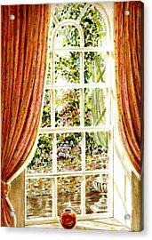 Paradise House In Bath England Acrylic Print