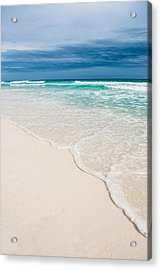 Paradise In Seaside Florida Acrylic Print by Shelby Young