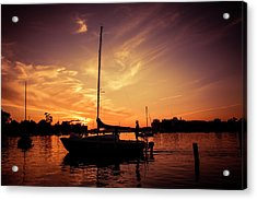 Acrylic Print featuring the photograph Paradise by Joel Witmeyer