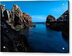 Paradise Lost At Sea Acrylic Print