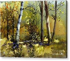 Paradise Summer Acrylic Print