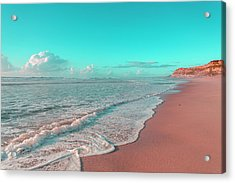 Paradisiac Beaches Acrylic Print