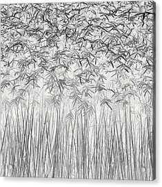Parallelism Acrylic Print by Jefflin Ling