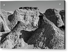 Paria Utah IIi Acrylic Print by Dave Gordon