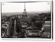 Paris 1966 Acrylic Print