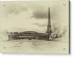 Paris 2 Acrylic Print
