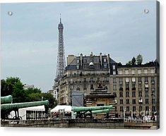 Paris By Taikan Acrylic Print