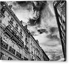 Acrylic Print featuring the photograph Paris by Hayato Matsumoto