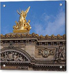 Paris Opera - Harmony Acrylic Print