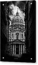Paris Or Roma ? Acrylic Print by Klefer