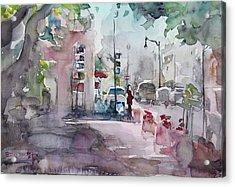 Park Avenue 2 Acrylic Print