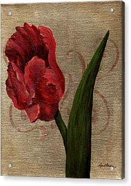 Parrot Tulip I Acrylic Print