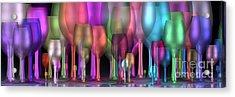 Partytime Acrylic Print