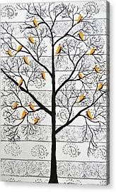 Parvar Acrylic Print