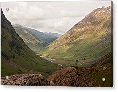 Pass Of Glencoe II Acrylic Print