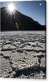 Pass The Pepper Acrylic Print by Mike McMurray