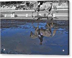 Passage Duet Acrylic Print by JAMART Photography