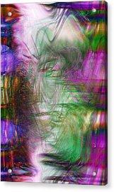 Passage Through Life Acrylic Print by Linda Sannuti