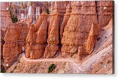 Acrylic Print featuring the photograph Passage To Hoodoo Town by Pierre Leclerc Photography