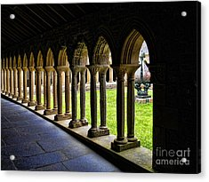 Passage To The Ancient Acrylic Print