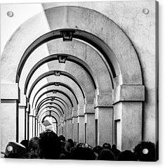 Passageway At The Arno Acrylic Print