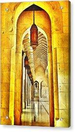 Passageway Acrylic Print