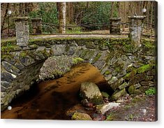 Acrylic Print featuring the photograph Passing Over Many Years by Mike Eingle