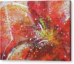 Passion Acrylic Print by London England