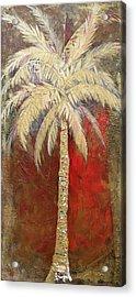 Passion Palm Acrylic Print